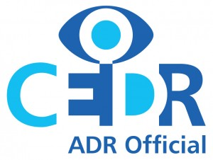 CEDR ADR official