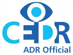 CEDR ADR official